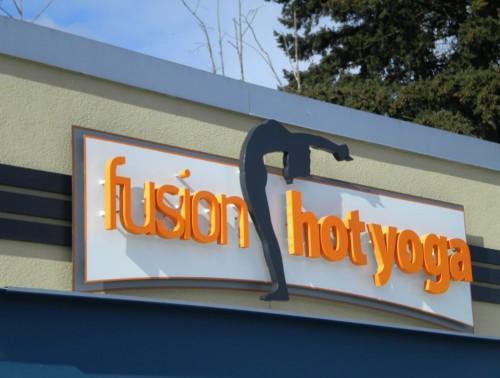 Fusion Hot Yoga