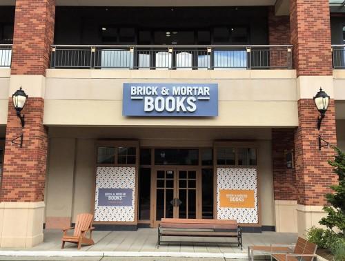 Brick & Mortar Books