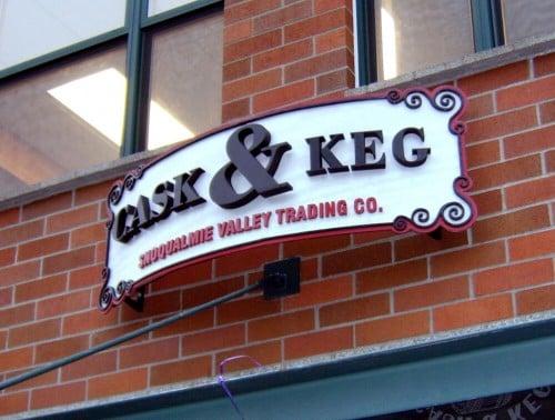 Cask & Keg