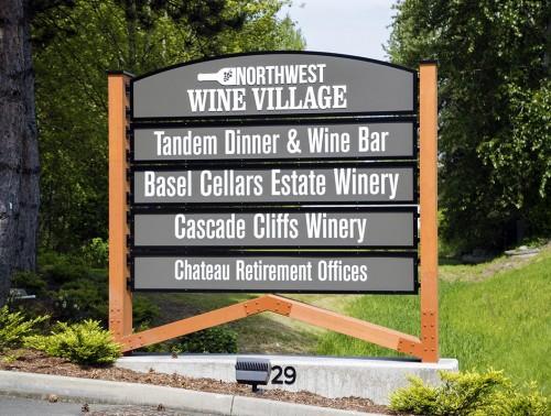 Northwest Wine Village