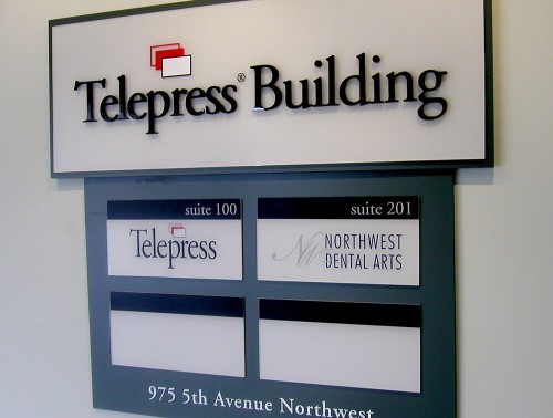 Telepress Building