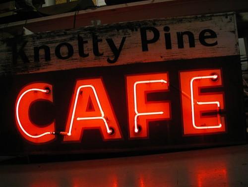 Knotty Pine Cafe