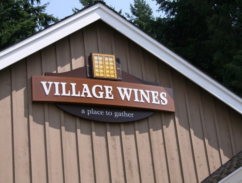 Winery and Brewery Signs