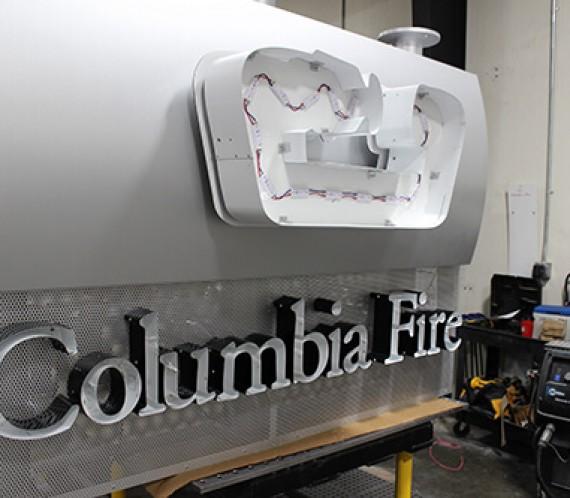 Columbia Fire